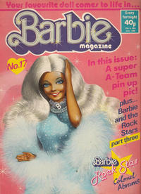 Cover Thumbnail for Barbie (Fleetway Publications, 1985 series) #17