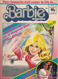 Cover Thumbnail for Barbie (Fleetway Publications, 1985 series) #19