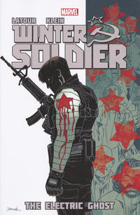 Cover Thumbnail for Winter Soldier (Marvel, 2012 series) #4 - The Electric Ghost