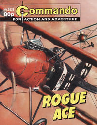 Cover Thumbnail for Commando (D.C. Thomson, 1961 series) #3538