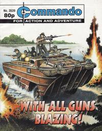 Cover Thumbnail for Commando (D.C. Thomson, 1961 series) #3539