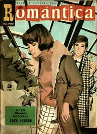 Cover Thumbnail for Romantica (Ibero Mundial de ediciones, 1961 series) #229