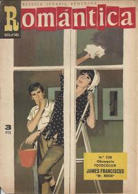 Cover Thumbnail for Romantica (Ibero Mundial de ediciones, 1961 series) #238