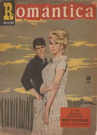 Cover Thumbnail for Romantica (Ibero Mundial de ediciones, 1961 series) #214