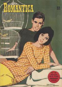 Cover Thumbnail for Romantica (Ibero Mundial de ediciones, 1961 series) #56