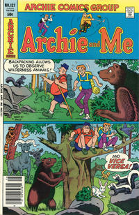 Cover Thumbnail for Archie and Me (Archie, 1964 series) #121