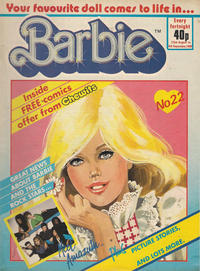 Cover Thumbnail for Barbie (Fleetway Publications, 1985 series) #22