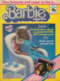 Cover Thumbnail for Barbie (Fleetway Publications, 1985 series) #23