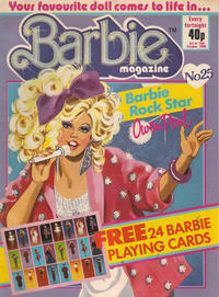 Cover Thumbnail for Barbie (Fleetway Publications, 1985 series) #25