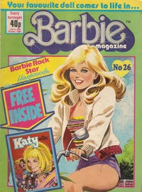 Cover Thumbnail for Barbie (Fleetway Publications, 1985 series) #26
