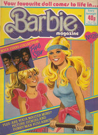 Cover Thumbnail for Barbie (Fleetway Publications, 1985 series) #28