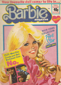 Cover Thumbnail for Barbie (Fleetway Publications, 1985 series) #29