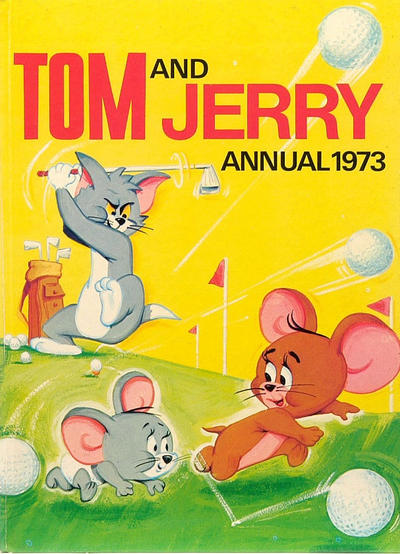 Cover for Tom and Jerry Annual (World Distributors, 1967 series) #1973