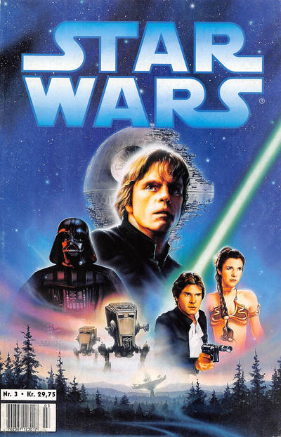 Cover for Star Wars (Semic Interpresse, 1996 series) #3