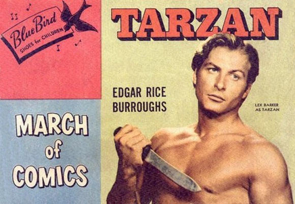 Cover for March of Comics (Western, 1946 series) #82
