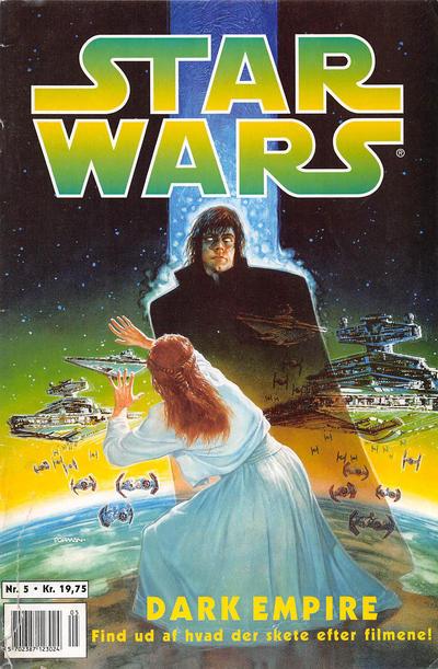 Cover for Star Wars (Semic Interpresse, 1996 series) #5
