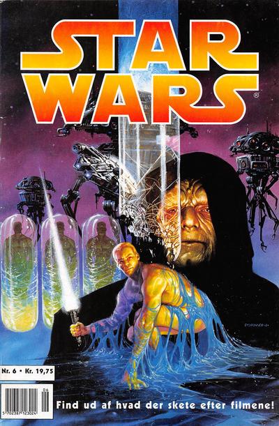 Cover for Star Wars (Semic Interpresse, 1996 series) #6