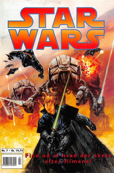 Cover for Star Wars (Semic Interpresse, 1996 series) #7