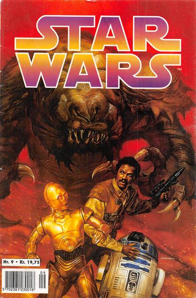 Cover for Star Wars (Semic Interpresse, 1996 series) #9