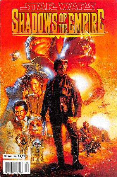 Cover for Star Wars (Egmont, 1997 series) #10
