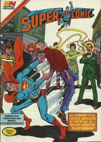 Cover for Supercomic (Editorial Novaro, 1967 series) #357