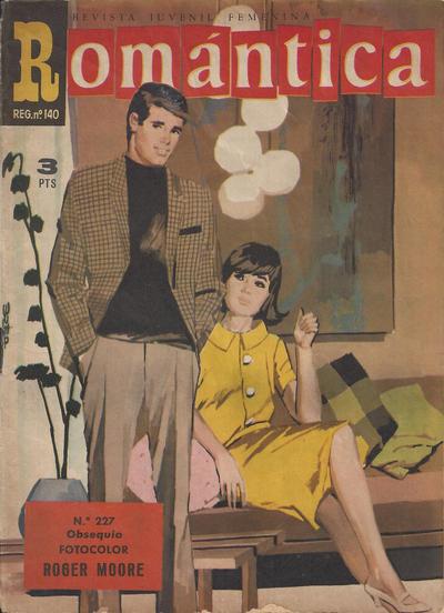 Cover for Romantica (Ibero Mundial de ediciones, 1961 series) #227