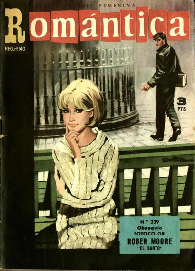 Cover for Romantica (Ibero Mundial de ediciones, 1961 series) #239