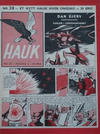 Cover for Hauk (Serieforlaget / Se-Bladene / Stabenfeldt, 1955 series) #28/1956