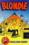 Cover for Blondie (Semic, 1980 series) #1/1987