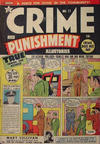 Cover for Crime and Punishment (Superior Publishers Limited, 1948 ? series) #17