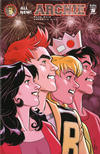 Cover for Archie (Archie, 2015 series) #5 [Cover C David Williams]