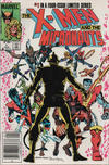 Cover for The X-Men and the Micronauts (Marvel, 1984 series) #1 [Newsstand Edition]