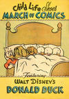 Cover Thumbnail for March of Comics (1946 series) #56 [Child Life Shoes Variant]