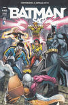 Cover for Batman Saga (Urban Comics, 2012 series) #45