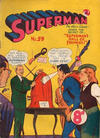 Cover for Superman (K. G. Murray, 1947 series) #59