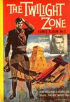 Cover for The Twilight Zone Comic Album (World Distributors, 1964 series) #1