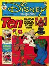 Cover for Disney Magazine (Egmont Magazines, 1983 series) #66