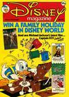 Cover for Disney Magazine (Egmont Magazines, 1983 series) #73