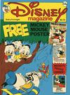 Cover for Disney Magazine (Egmont Magazines, 1983 series) #72