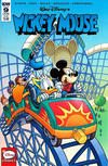 Cover Thumbnail for Mickey Mouse (2015 series) #9 / 318 [Subscription Cover]