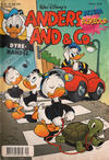 Cover for Anders And & Co. (Egmont, 1949 series) #20/1999