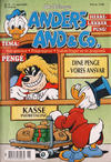 Cover for Anders And & Co. (Egmont, 1949 series) #15/2002