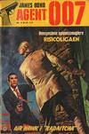 Cover for Agent 007 James Bond (Interpresse, 1965 series) #37