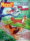 Cover for Le Journal de Mickey (Disney Hachette Presse, 1952 series) #1537