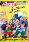 Cover for Le Journal de Mickey (Disney Hachette Presse, 1952 series) #1596