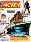 Cover for Le Journal de Mickey (Disney Hachette Presse, 1952 series) #2648
