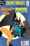 Cover Thumbnail for Secret Origins (1986 series) #39 [Newsstand Edition]
