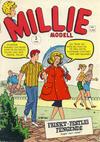 Cover for Millie Modell (Serieforlaget / Se-Bladene / Stabenfeldt, 1963 series) #2/1964