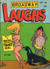 Cover for Broadway Laughs (Prize, 1950 series) #v8#8