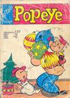 Cover for Cap'tain Présente Popeye (Société Française de Presse Illustrée (SFPI), 1964 series) #137